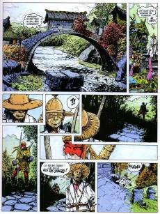 Extrait de Poupée d'ivoire -5- Le roi des singes