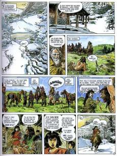 Extrait de Poupée d'ivoire -8- Loups