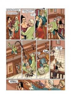 Extrait de Les princes d'Arclan -2- Sylène