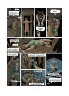 Extrait de Les princes d'Arclan -3- Olgo