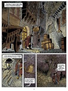 Extrait de Professeur Stratus -3- Les démons de Roquebrou