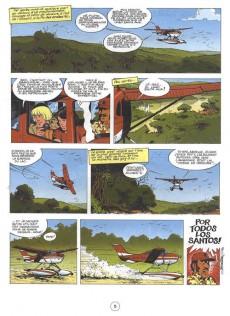 Extrait de Quentin Foloiseau (Les aventures de) -1- Le mystère du lac sans nom
