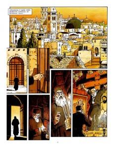 Extrait de Qumran -1- Le rouleau du Messie