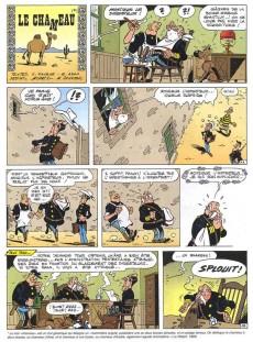 Extrait de Rantanplan -11- Le chameau