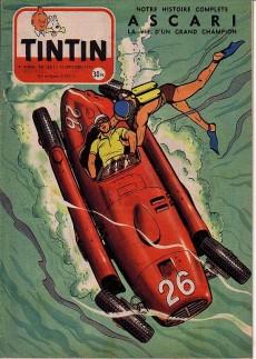 Extrait de (Recueil) Tintin (Album du journal - Édition française) -25- Tintin album du journal