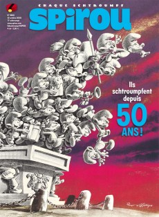 Extrait de (Recueil) Spirou (Album du journal) -306- Spirou album du journal