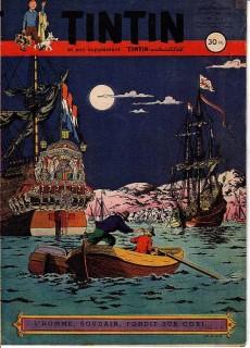 Extrait de (Recueil) Tintin (Album du journal - Édition française) -14- Tintin album du journal