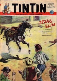 Extrait de (Recueil) Tintin (Album du journal - Édition française) -15- Tintin album du journal
