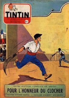 Extrait de (Recueil) Tintin (Album du journal - Édition française) -17- Tintin album du journal