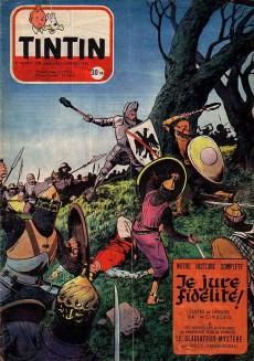 Extrait de (Recueil) Tintin (Album du journal - Édition française) -18- Tintin album du journal