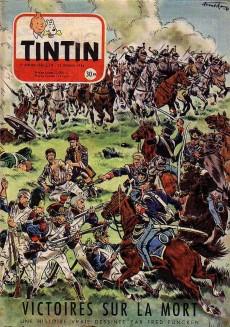Extrait de (Recueil) Tintin (Album du journal - Édition française) -19- Tintin album du journal