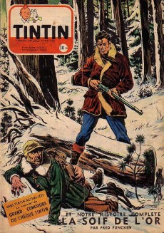 Extrait de (Recueil) Tintin (Album du journal - Édition française) -20- Tintin album du journal