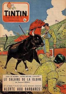 Extrait de (Recueil) Tintin (Album du journal - Édition française) -21- Tintin album du journal