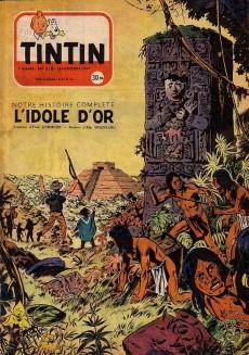 Extrait de (Recueil) Tintin (Album du journal - Édition française) -22- Tintin album du journal
