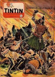 Extrait de (Recueil) Tintin (Album du journal - Édition française) -23- Tintin album du journal