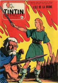 Extrait de (Recueil) Tintin (Album du journal - Édition française) -30- Tintin album du journal