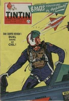 Extrait de (Recueil) Tintin (Album du journal - Édition française) -43- Tintin album du journal