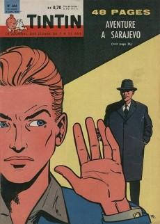 Extrait de (Recueil) Tintin (Album du journal - Édition française) -45- Tintin album du journal
