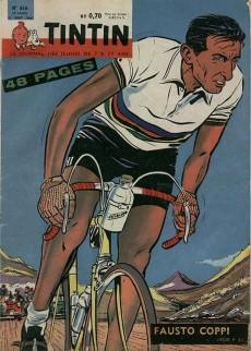 Extrait de (Recueil) Tintin (Album du journal - Édition française) -46- Tintin album du journal