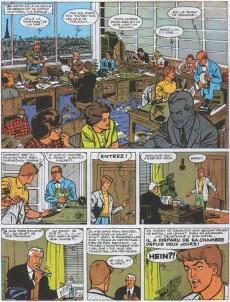 Extrait de Ric Hochet -2a87- Mystère à Porquerolles