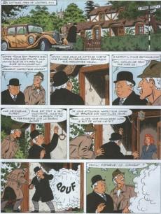 Extrait de Ric Hochet -63- La sorcière... ...mal aimée