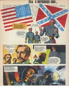 Extrait de Ringo (Vance) -255- Le serment de Gettysburg