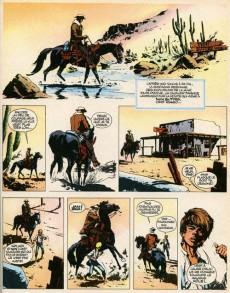 Extrait de Ringo (Vance) -1- Piste pour Santa Fe
