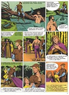 Extrait de Robin des bois (Pif) -1- Le Roi de Sherwood