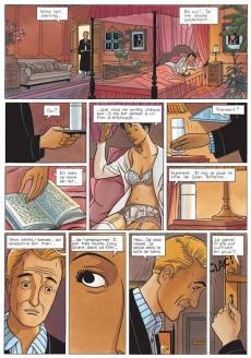 Extrait de Les rochester -2- Claudius ne répond plus