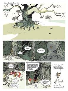 Extrait de Le roman de Renart (Martin) -2- Le puits
