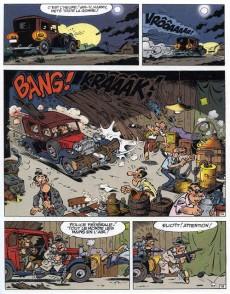 Extrait de Sammy -32- La B.A. Des Gorilles