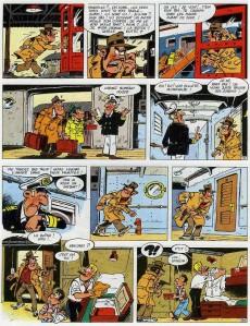 Extrait de Sammy -5- Le gorille à huit pattes