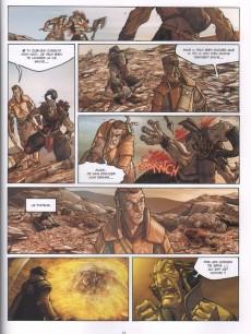 Extrait de Sans Dieu -3- Le Pic du vautour