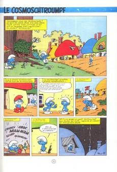 Extrait de Les schtroumpfs -6b88- Le cosmoschtroumpf