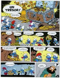 Extrait de Les schtroumpfs -3- La Schtroumpfette