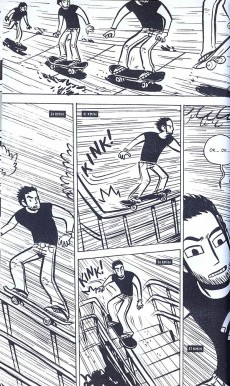 Extrait de Scott Pilgrim -2- Scott Pilgrim VS the World