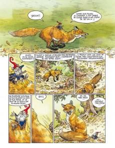 Extrait de Séraphin et les animaux de la forêt - Tome 1