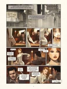 Extrait de Smoke city -1- Tome 1