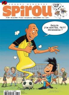 Extrait de (Recueil) Spirou (Album du journal) -305- Spirou album du journal