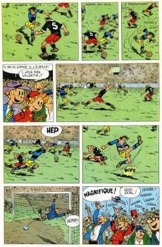 Extrait de Spirou et Fantasio -5b65- Les voleurs du Marsupilami