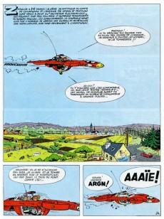 Extrait de Spirou et Fantasio -16- L'ombre du Z