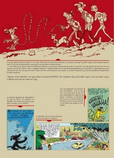 Extrait de Spirou et Fantasio -6- (Int. Dupuis 2) -2- De Champignac au Marsupilami