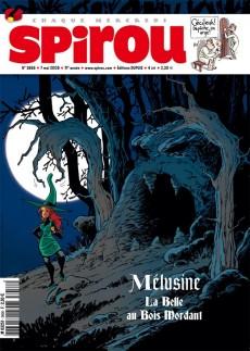Extrait de (Recueil) Spirou (Album du journal) -303- Spirou album du journal