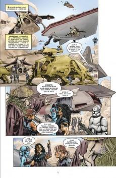Extrait de Star Wars - Dark Times -2- Parallèles
