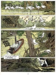 Extrait de Sundance -3- Le royaume de l'alligator