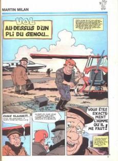 Extrait de (Recueil) Tintin Super -24- Absurde