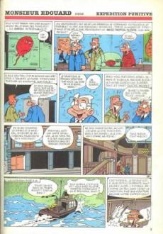 Extrait de (Recueil) Tintin Super -33- Jungle