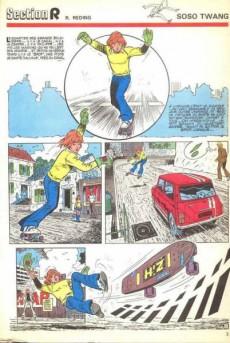 Extrait de (Recueil) Tintin Super -3- Spécial records