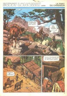 Extrait de (Recueil) Tintin Super -5- Spécial western