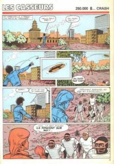 Extrait de (Recueil) Tintin Super -6- Super casse-cou